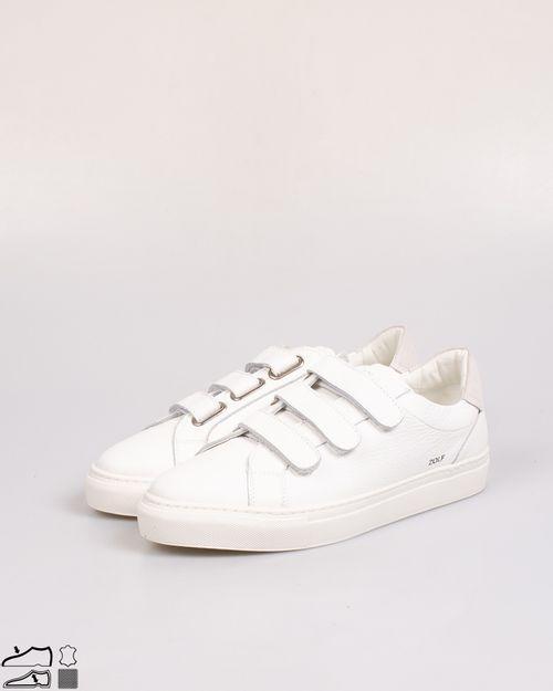 Pantofi sport din piele naturala  2105103002