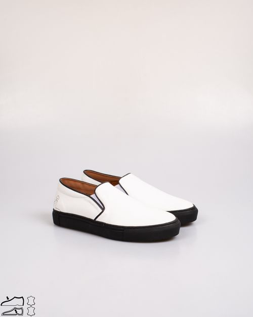 Pantofi din piele naturala cu talpa inalta 2104903001