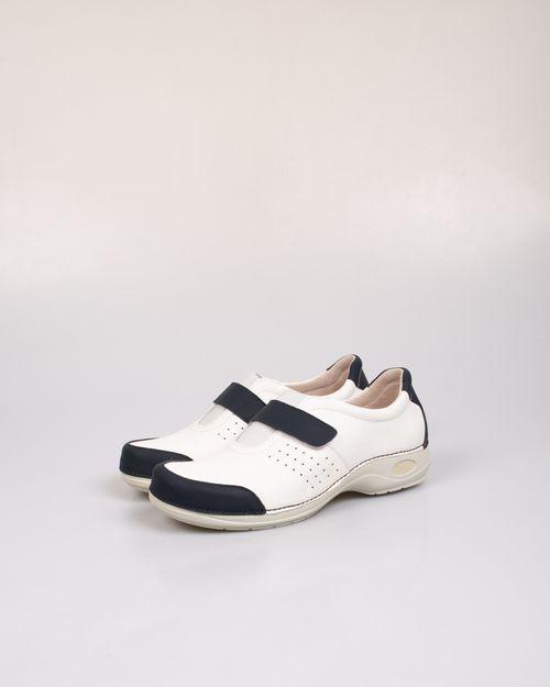 Pantofi din piele naturala cu banda velcro  2103905023
